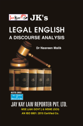 Legal English [A Discourse Analysis]
