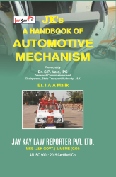 A Handbook of Automotive Mechanism