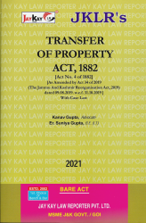Transfer Of Property Act, 1882