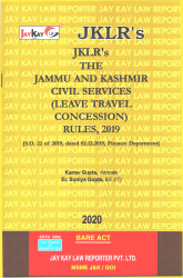 Civil Services (Leave Travel Concession) Rules, 2019