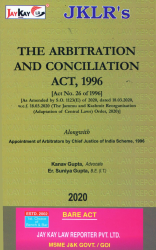 Arbitration And Concilitation Act, 1996